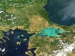 بحر مرمرة - ويكيبيديا