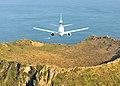 2011년2월 공군 E737 조기경보기 제주도 한라산 성산 일출봉 비행(1) (7208973780).jpg