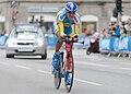 2011 UCI Road World Championship - Oleksandr Kvachuk.jpg