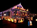 2012 Bill Spencer's Christmas Lights Left View - panoramio.jpg