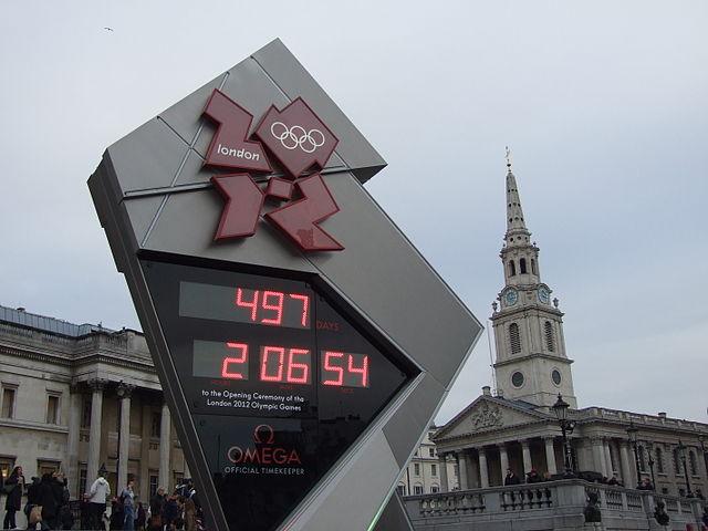 Juegos Olímpicos de Londres 2012 640px-2012_Summer_Olympics_countdown_clock