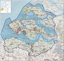 Zeeland Holland Karte.Zeeland Wikipedia