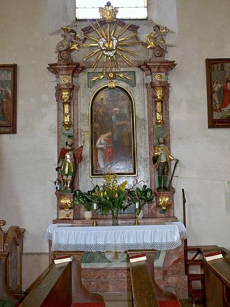 File:2013.04.21 - Opponitz - Pfarrkirche hl. Kunigunde - 08.jpg