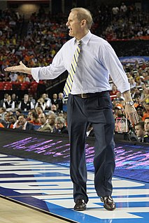 John Beilein American basketball coach