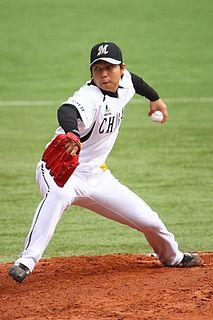 Takahiro Matsunaga Japanese baseball player