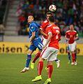 2014-05-30 Austria - Iceland football match, Ragnar Sigurðsson 0189.jpg