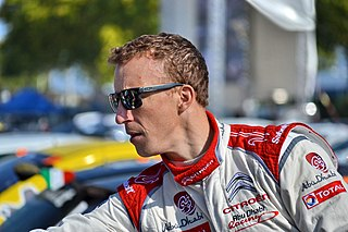 Kris Meeke Irish World Rally Championship driver