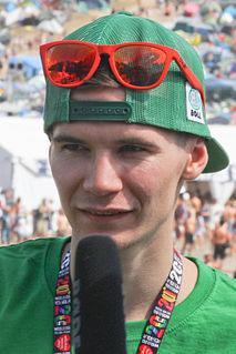 Patryk Dudek Polish speedway rider