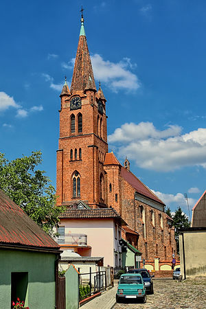 Śmigiel - Parish Church