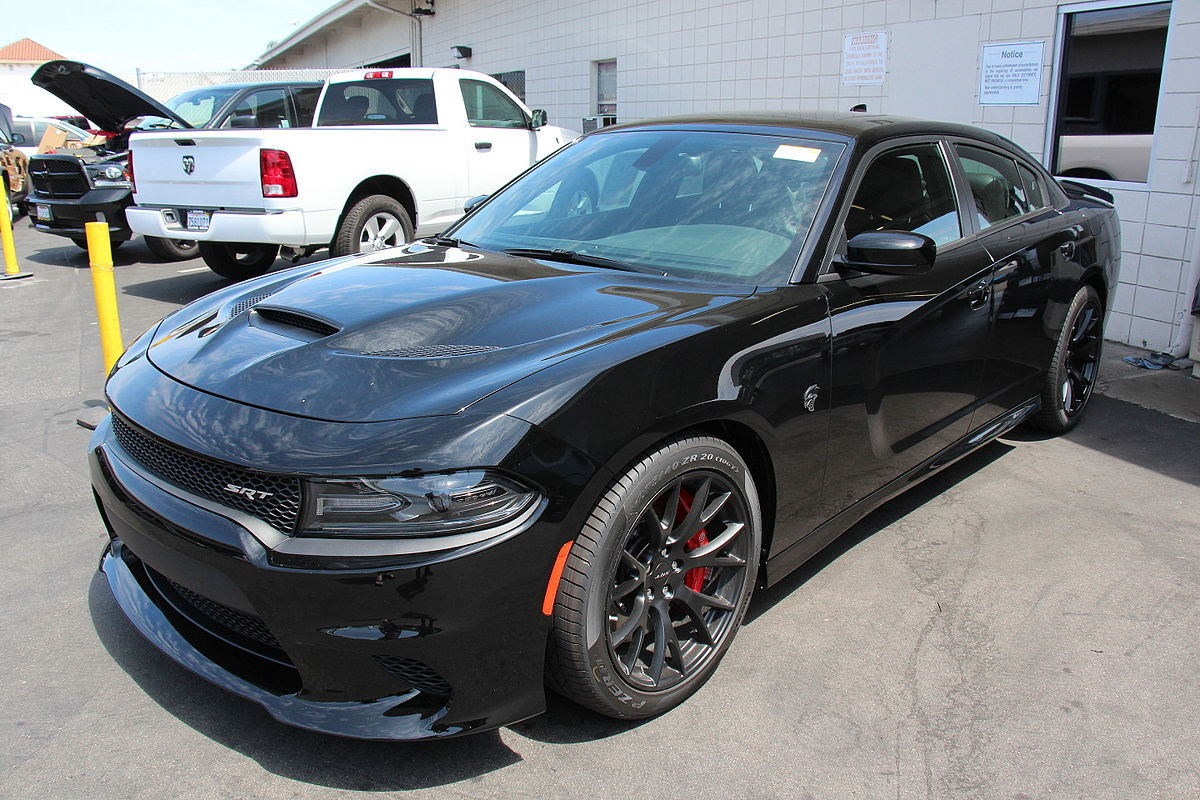 Dodge Charger SRT Hellcat – Wikipedia