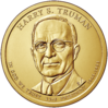 dólar Harry S. Truman