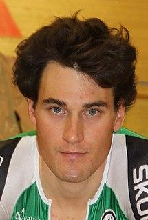 Silvan Dillier Swiss cyclist