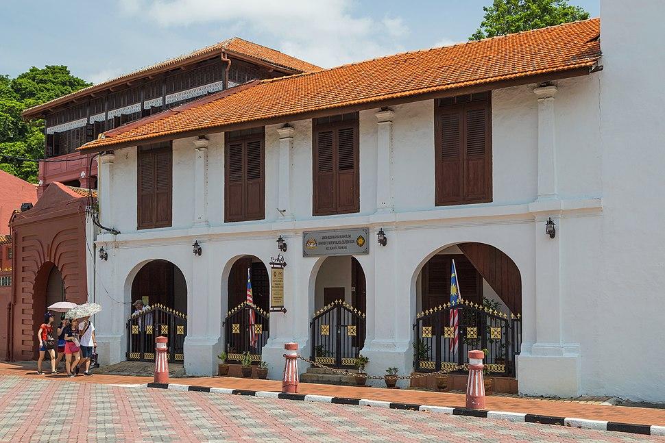 2016 Malakka, Departament Muzeów (01)