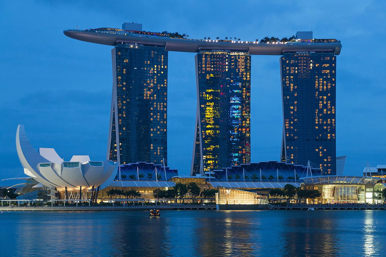 Marina Bay Sands Wiki