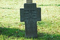 2017-09-28 GuentherZ Wien11 Zentralfriedhof Gruppe97 Soldatenfriedhof Wien (Zweiter Weltkrieg) (037).jpg