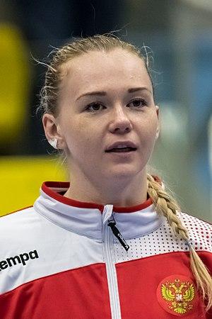 Kseniya Makeyeva - Image: 20170930 AUT RUS Ksenija Wladimirowna Makejewa 850 0277