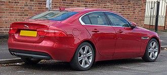 Jaguar XE - Jaguar XE Portfolio (UK)