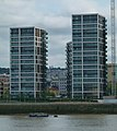 2018 View from North Woolwich across the Thames 24.jpg