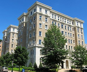 Kalorama, Washington, D.C. - 2029 Connecticut Avenue