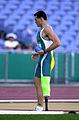 211000 - Athletics field shot put Don Elgin action - 3b - 2000 Sydney event photo.jpg