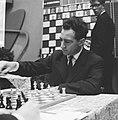 28e Hoogoven schaaktoernooi te Beverwijk, Polugajevski (Rusland), Bestanddeelnr 918-6671.jpg