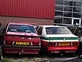2x Alfa Romeo 75 (9480205872).jpg