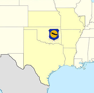 33rd Air Division (United States) - 33d Air Division AOR 1951-1961
