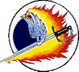 156th Airlift Squadron - Emblem of the World War II 360th Fighter Squadron