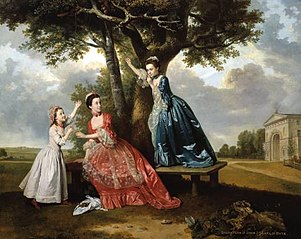 Three Daughters of John, 3rd Earl of Bute