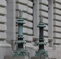3rd Street light fixtures, Howard M. Metzenbaum U.S. Courthouse, Cleveland, Ohio LCCN2010719471.tif