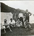 3rd grade students of the Taihoku High School Mountaineering Club camping at Ulay 1st day.jpg