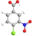 4-Chloro-3-nitrobenzoic acid 3D.png