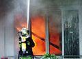 4.6.2006r. Fire supermarket ALBERT in Poznan Winiary (5).jpg