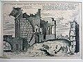 652 Casa Museu Benlliure (València), Temple del Fòrum de Nerva, gravat de G.B. Pittoni.jpg