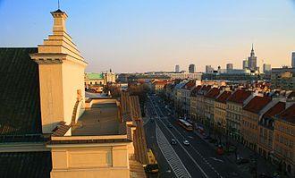 Royal Route, Warsaw - Royal Route, Warsaw, Poland