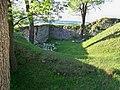 7.Підкамінь.Оборонні споруди монастиря (мури, дзвіниця, башти).JPG