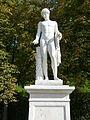 8 Antonius als Merkur - Neues Palais Sanssouci Steffen Heilfort.JPG