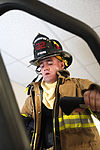 9-11 Tribute, On 11th anniversary of 9-11, Marine honors firefighters lost 120911-M-UC900-031.jpg