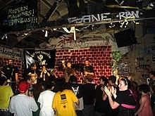 Mouvement Punk Wikip 233 Dia