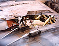 A-6E flak damage to wing dring 1991 Gulf War.jpeg