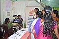 AADHAR registration camp at the Public Information Campaign organised by the Press Information Bureau Thiruvananthapuram, at Vithura Grama Panchayath, Kerala on November 26, 2014.jpg