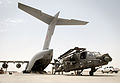 AH47 Apache Helicopter Being Transported from Afghanistan Back to the UK MOD 45157882.jpg