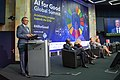 AI for Good Global Summit 2018 (41222666165).jpg