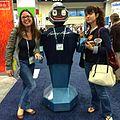 ALA 2015 Wikipedia booth 4.jpg