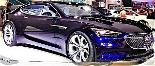 Buick Avista Motor vehicle