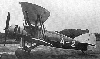 Armstrong Whitworth A.W.16 - Image: AW 16a