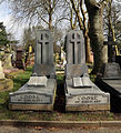 A Cooke memorial at City of London Cemetery and Crematorium 01.jpg