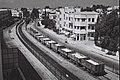 "A RAILWAY STATION IN ""YEHUDA HALEVY"" STREET IN TEL AVIV. תחנת הרכבת ברחוב ""יהודה הלוי"" בתל אביב.D839-109.jpg"