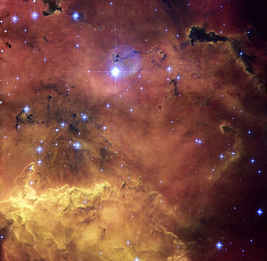 Puppis - A cosmic concoction in NGC 2467.