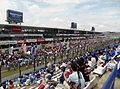 A lot of people on the starting grid at 2014 pokka sapporo 1000km.JPG